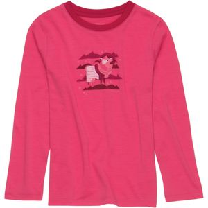 Icebreaker Tech Crewe Merino Top - Long-Sleeve - Girls'