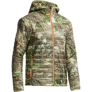 Stratus Real Tree Hooded Insulated Jacket - Men's