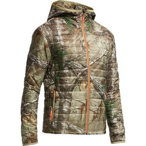 Icebreaker Stratus Real Tree Hooded Insulated Jacket - Men's