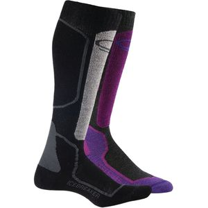 Icebreaker Plus Light Over The Calf Sock Ski Socks - Women's