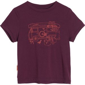 Icebreaker Tech Lite Van Life T-Shirt - Short-Sleeve - Boys'