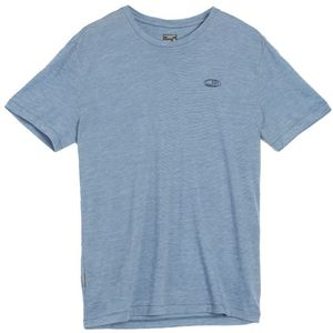 Icebreaker Sphere Stripe Crew - Short-Sleeve - Men's