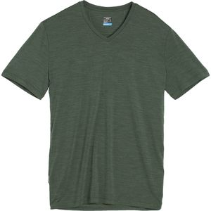 Icebreaker Sphere V-Neck T-Shirt - Short-Sleeve - Men's