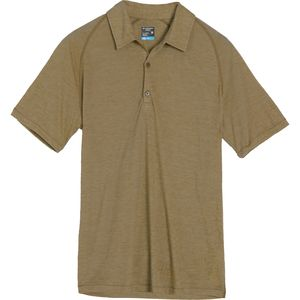 Icebreaker Sphere Stripe Polo Shirt - Men's