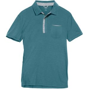 Icebreaker Quattro Polo Shirt - Men's