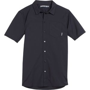 Icebreaker Departure II Shirt - Short-Sleeve - Men's
