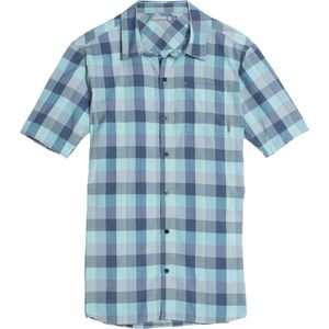 Icebreaker Departure II Plaid Shirt - Short-Sleeve - Men's