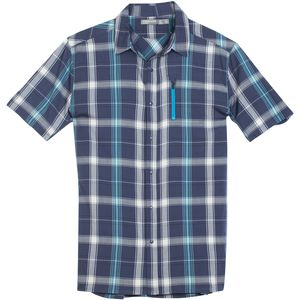 Icebreaker Compass II Plaid Shirt - Short-Sleeve - Men's