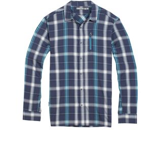 Icebreaker Compass II Plaid Shirt - Long-Sleeve - Men's