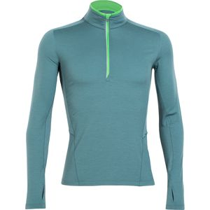 Icebreaker Comet Half-Zip Shirt - Long-Sleeve - Men's
