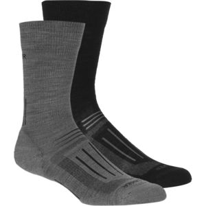 Icebreaker Hike Light Anatomical Crew Sock - 2-Pack