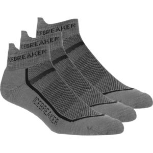 Icebreaker Multisport Light Micro Socks - 3-Pack - Men's
