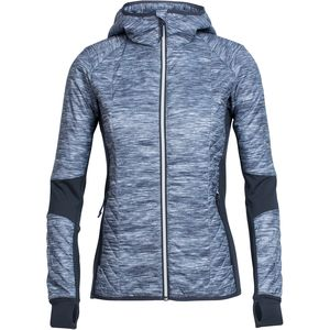 Icebreaker Helix Full-Zip Hooded Jacket - Women's