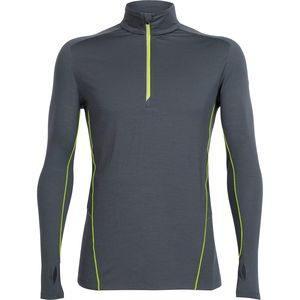 Icebreaker Factor 1/2-Zip Shirt - Men's