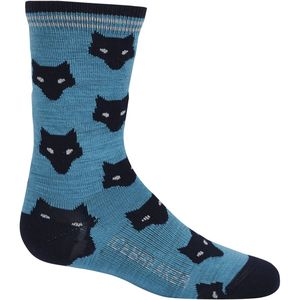 Icebreaker Lifestyle Ultra Light Crew Sock - Boys'