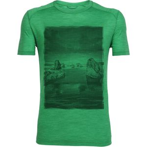 Icebreaker Sphere Low Tide Short-Sleeve Crew - Men's