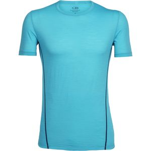 Icebreaker Aero Short-Sleeve Crewe Shirt - Men's