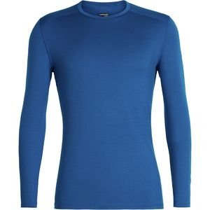Icebreaker200 Oasis LS Crew Top - Men's
