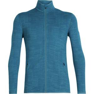 Icebreaker Away Long-Sleeve Full-Zip Fleece Jacket - Men's