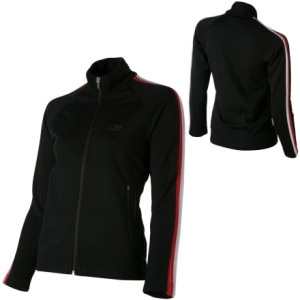 photo: Icebreaker Women's EXP Allstar long sleeve performance top