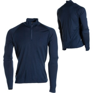 Icebreaker BodyFit200 Mondo 1/4-Zip Top - Long-Sleeve - Mens