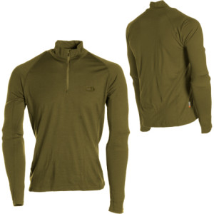 photo: Icebreaker 200 Lightweight Mondo Zip base layer top