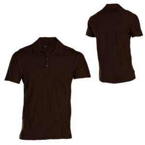 Icebreaker SuperFine140 Detour Polo Shirt - Mens