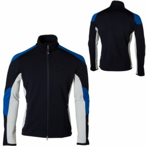 Icebreaker GT320 Ascent Full-Zip Sweater - Mens