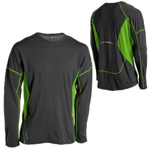 photo: Icebreaker GT 180 Chase Crewe L/S long sleeve performance top