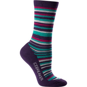 Icebreaker City Lite Crew Sock - Women's