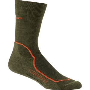 Icebreaker Hike+ Lite Anatomical Crew Sock - Men's