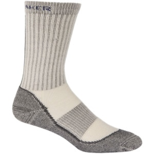 Icebreaker Hike Basic Light Crew Sock - Women's