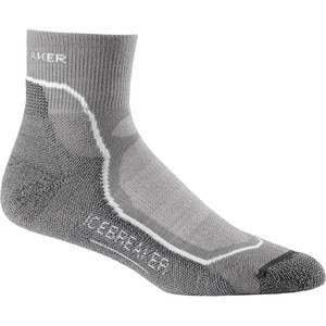 Icebreaker Hike+ Lite Mini Crew Sock - Men's