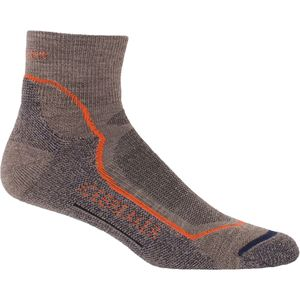 Icebreaker Hike+ Lite Anatomical Mini Crew Sock