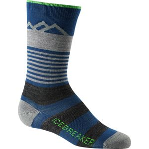 Icebreaker City Ultralight Crew Sock - Boys'