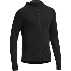 Quantum Hooded Full-Zip Shirt - Long-Sleeve - Men's