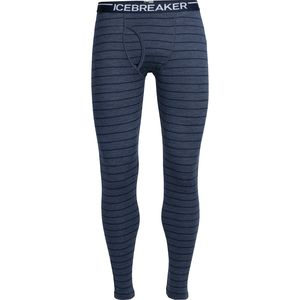 Icebreaker Bodyfit 200 Lightweight Oasis Leggings with Fly - Men's