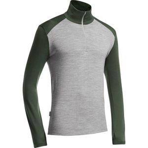 Icebreaker BodyFit 260 Tech Zip-Neck Top - Men's