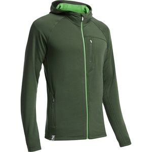 Icebreaker Sierra Fleece Hooded Jacket - Men's