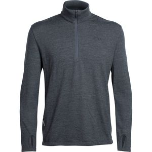 Icebreaker Original Zip-Neck Sweater - Men's