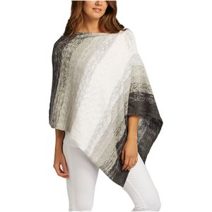 Indigenous Designs Ombre Poncho - Women's