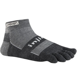 Injinji Outdoor Original Weight Micro Socks