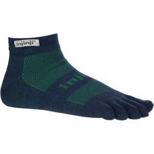 Injinji Outdoor Original Weight Micro Nuwool Toe Socks