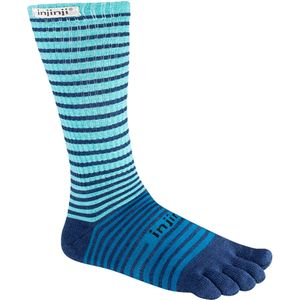 Injinji Outdoor Original Weight Nuwool Crew Socks
