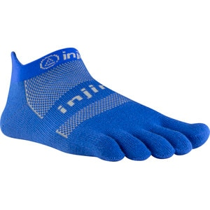 injinji Run Original Weight Coolmax No-Show Toe Sock