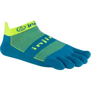 Injinji Run Original Weight Coolmax No-Show Toe Socks