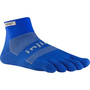 Injinji Run Original Weight Coolmax Mini-Crew Toe Sock