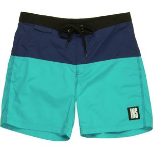 Panelled Boardy Mid 18in Board Short - Men's