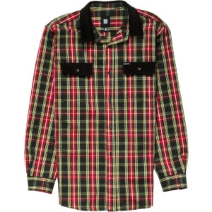 Here & Over Flannel Shirt - Long-Sleeve - Men's