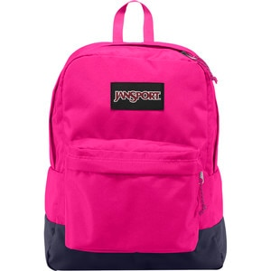 JanSport Black Label Superbreak Backpack - 1550cu in